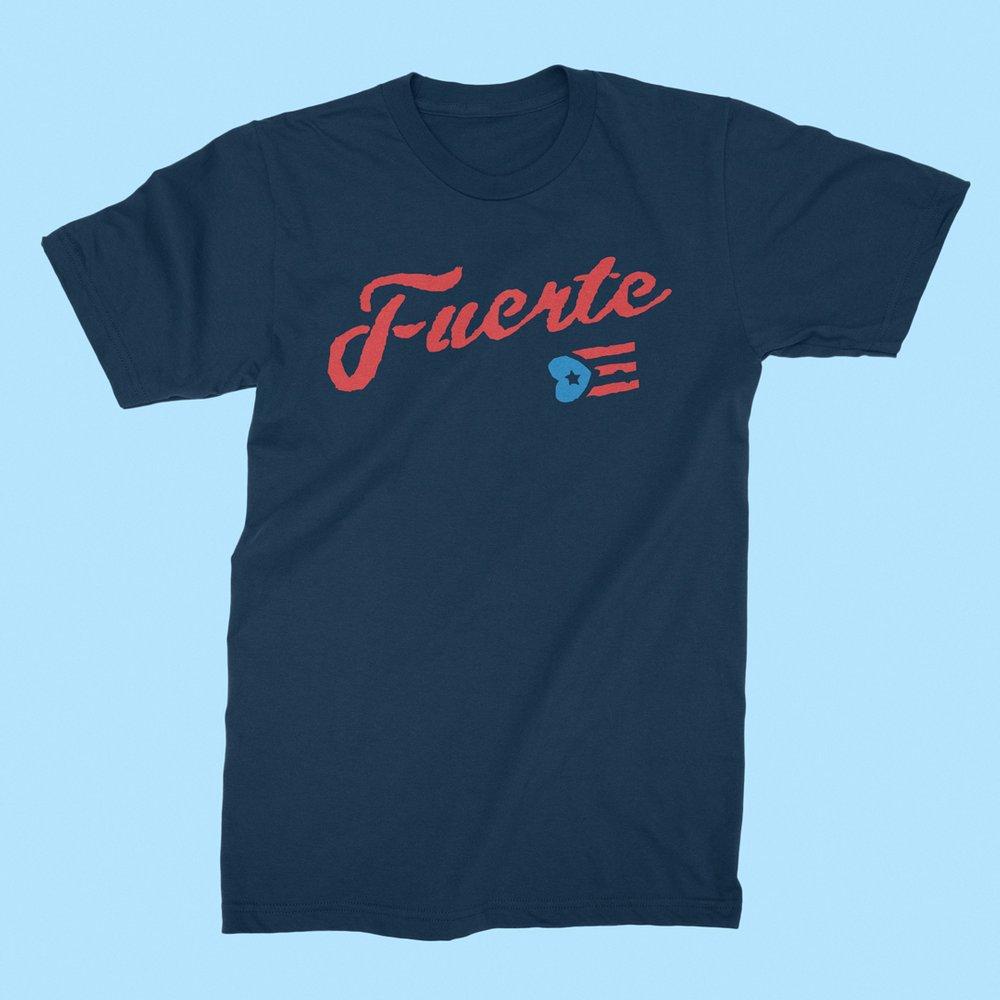 Fuerte T-shirt